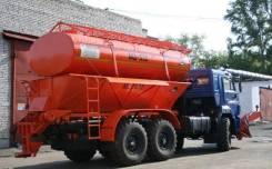 Завод ДМ. Дорожная машина МД-43118, 12 000куб. см.