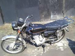 """Продаю Мотоцикл Patron Simpler 125 - простой и недорогой """"дорожник"""""""