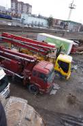 Услуги бетононасоса 36м в новосибирске
