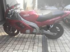 Yamaha YZF 600, 2002