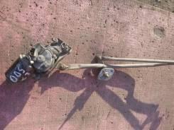 Мотор дворников+трапеция дворников Mazda eunos 500
