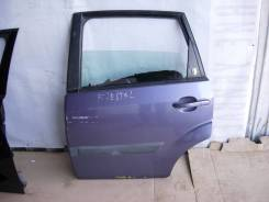 Дверь задняя левая Ford Fiesta
