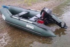 Лодка ПВХ с транцем под мотор