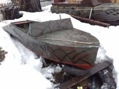 Продам лодку Южанка с булями
