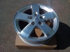 Диск колеса литой Peugeot 407 R16 9607E9