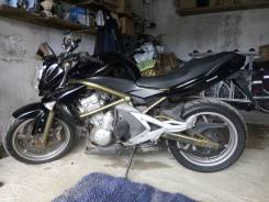 Kawasaki ER-6n, 2005
