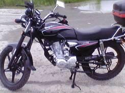 Senke RM125, 2016