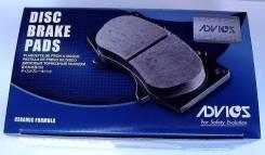 Колодки тормозные дисковые. Lexus LX450d, URJ201, URJ202, VDJ201 Lexus LX460, URJ201, URJ202, VDJ201 Lexus LX570, URJ201, URJ202, VDJ201, URJ201W Toyo...
