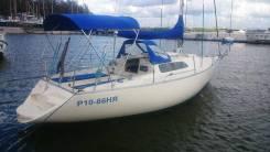 Яхта парусная Conrad 760RT 1990г.