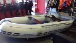 Лодка надувная моторная Solar 420 и двигатель Yamaha 30HMHS