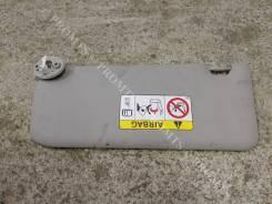 Козырек солнцезащитный правый Toyota RAV4 IV (XA40)