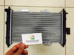 Радиатор двигателя Дэу Матиз 0.8/1.0
