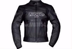 [Furygan] Мотокуртка Houston AMO II кожа, цвет Черный