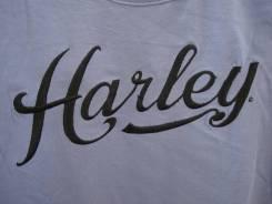 Байкерская женская майка Harley Davudson, р. М(46), оригинал из США