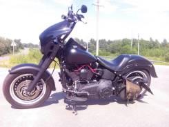 Harley-Davidson Fat Boy Lo FLSTFB, 2013
