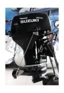 Мотор лодочный Suzuki DT40WS JET с водомётной насадкой