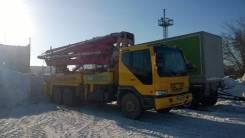 Автобетононасос услуги в новосибирске