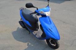 Suzuki Address V50 New-EFI (4-х.такт. инжектор ) + видео, 2012
