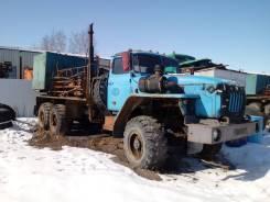 Продается цементировочный агрегат Урал 4320 УНБ-125х32