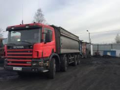 Scania. Продаётся самосвал DUMP Truck шасси 8*4 пробег 543320, 11 705куб. см., 37 030кг., 8x4