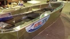 Лодочный мотор Seanovo T9.9BMS (15) + Лодка Рейд 370