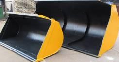 Новый ковш для легких материалов на фронтальный погрузчик Volvo