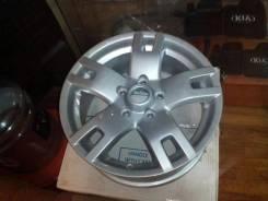 Диск колеса литой R16 Nissan X-Trail 40300JG025