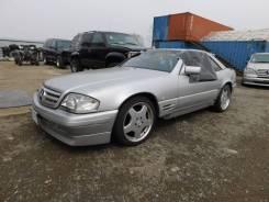 Mercedes-Benz SL-Class, 1998