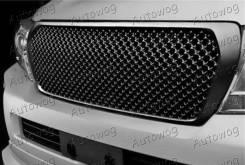 Решётка LAND Cruiser 200 в стиле Bentley, черная