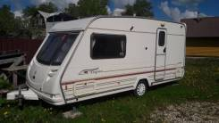 Sterling Caravans Eccles Topaz. Автодом, 1 000 куб. см.