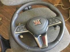 Руль. Nissan GT-R, R35