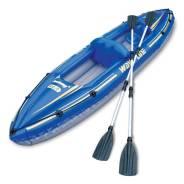 Надувная лодка Kayak 65020 (371см х 109см)