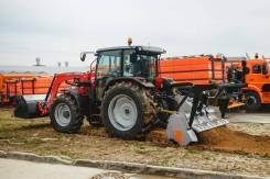 Коммунальный трактор Massey Ferguson MF6713, 2018