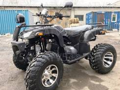 Квадроцикл Grizzly 200cc 4T с вариаторной передачей, 2018