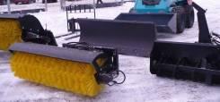 Новая дорожная щетка на трактор МТЗ в наличии от производителя