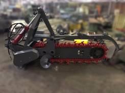 Новый траншеекопатель на трактор МТЗ в наличии от производителя