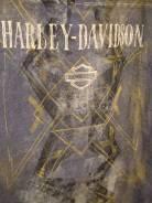 Байкерская женская майка Harley Davidson, р. L(48), оригинал из США