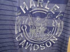 Байкерская женская майка Harley Davidson, р. L(48), США