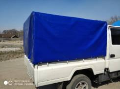 Пошив тентов, изготовление каркасов для грузовых автомобилей