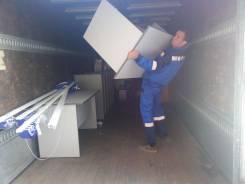 Переезды Квартир, Офисов, Фургоны, Грузчики, Вывоз мусора! Доставка.