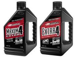 Масло моторное Maxima Extra 15w50 (100% синтетическое) 4L
