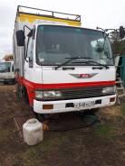 Hino Ranger. Продам грузовик будка 5т 4ВД НЕ Конструктор, 7 500куб. см., 5 000кг., 4x4