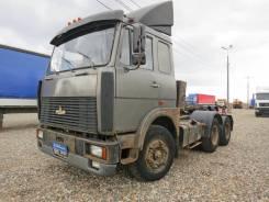 МАЗ 6422. - седельный тягач 1996г. в, 14 860куб. см., 16 000кг., 6x4
