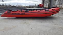 Продам лодку ПВХ quicksilver 380 +мотор Mercury ME 25 M Sea Pro