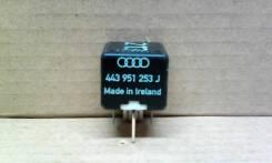 Реле вентилятора ( 213 ) - Audi , Volkswagen , Skoda , Seat )