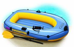 "Надувная лодка ""Pacesetter 200 Set"", Intex - 58347"