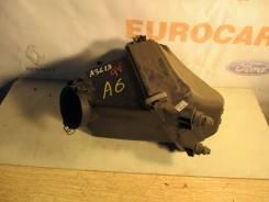 Корпус воздушного фильтра. Audi A6 allroad quattro, 4BH Audi S6, 4B2, 4B4, 4B5, 4B6 Audi A6, 4B2, 4B4, 4B5, 4B6 AKE, APB, ARE, BAS, BAU, BCZ, BEL, BES...
