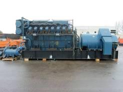 Дизельный генератор Mitsubishi 3350 kVA, из Европы