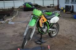 Kawasaki KLX 250, 2000