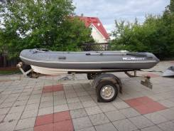 Лодка риб Winboat 390Lux